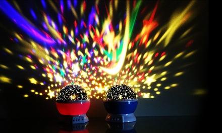 iMounTEK Kids' Rotating Starry Sky Projection Night Light