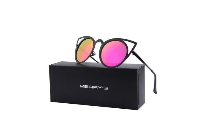 Cat Eye HD Sunglasses For Wome...