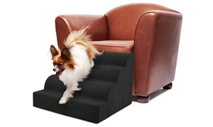High Density-Foam Curved Pet Ramp