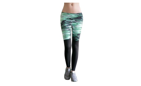 SSNB Women's Sexy Activewear Stretch Pants Yoga Leggings b5d9468c-e187-4367-b22e-4279cd4f8513
