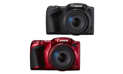 image for Canon PowerShot SX420 Digital Camera w/ 42x Optical Zoom - Wi-Fi / NFC