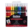 Bienfang Watercolor Brush Pens, Set of 12