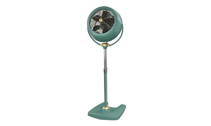 Vornado VFAN Sr. Vintage Pedestal Air Circulator