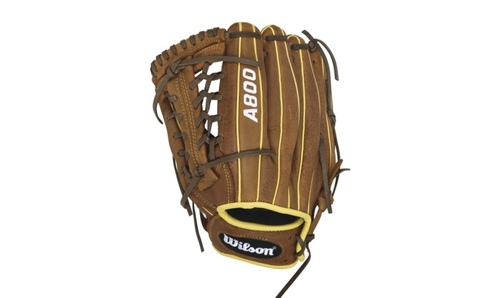 Wilson Showtime A800 11.75in Baseball Glove LH