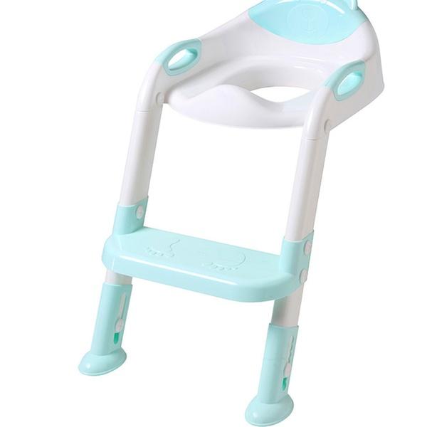 Groovy Iuhan Baby Child Potty Toilet Seat Step Stool Ladder Adjustable Training Chair Machost Co Dining Chair Design Ideas Machostcouk