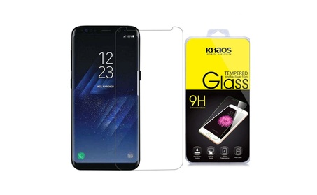 Khaos Ballistic Glass Screen Protector For Samsung Galaxy S8 de51d28d-05a2-462b-9e07-79e3dd01411c