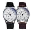 Roman Numerals Quartz Military Wrist Watch