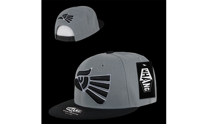 9362bd75571657 Decky W79-MEX-GRYBLK Mexico Graphic Snapback Cap Grey & Black Grey/Black  Label original.jpg