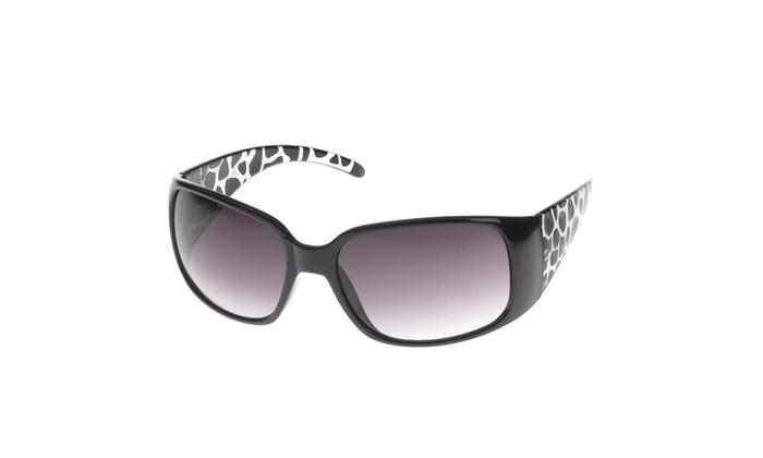 MLC Eyewear 'Anisa' Rectangle Fashion Sunglasses 8302