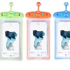 Universal Waterproof Phone Bag Case Clear Phone Dry Pouch With Clip