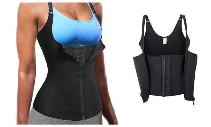 cb43a747b5 Body Shaper For Women Vest Slim Waist Trainer Cincher Underbust Corset