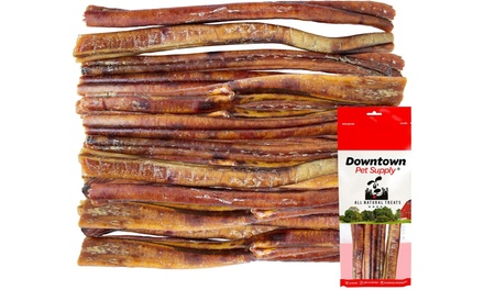 6 & 12 Inch Jumbo USA Bully Sticks for Dogs, Extra Thick American Chew Treats