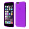 """Insten New Purple Circle Frosted Tpu Case For Iphone 6 4.7"""" Inches"""