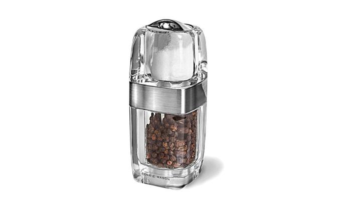 Cole Mason Seville Salt Shaker And Pepper Grinder Combo