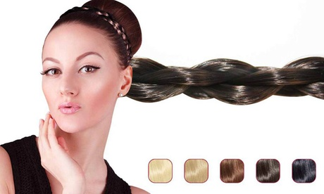 Thin headband hair extensions/ Thin hair extension hair band 41bd77ac-0bb0-466a-896f-9a846ee7cc33