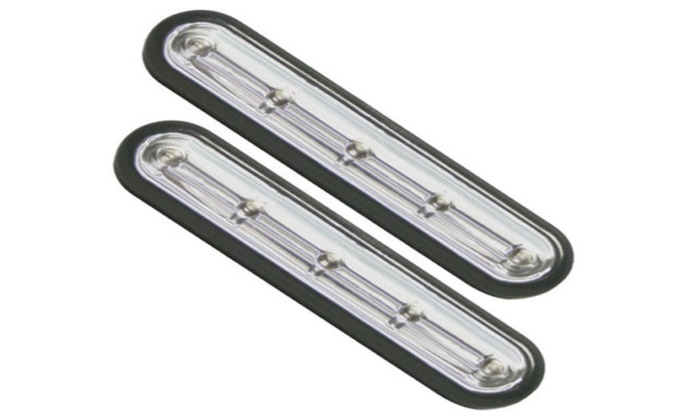 Stick N' Click Peel & Stick Strip LED Lights 2 Count