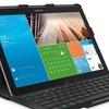 Logitech PRO Bluetooth Rechargeable Keyboard Case for NotePRO 12.2