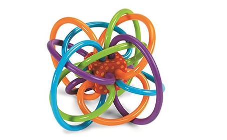 Winkel Rattle and Sensory Teether Activity Toy e1cf3c1b-faeb-4791-be96-6443870ef62b