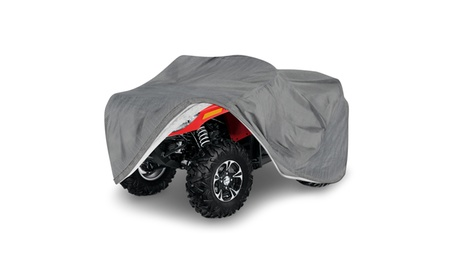Fitted Indoor ATV Cover with Storage Bag d42f8262-bf90-444b-90ce-2ffd0b653014