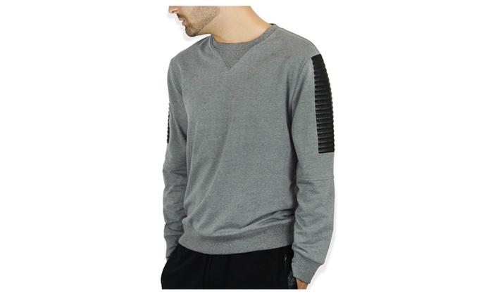French Terry Moto Sweatshirt