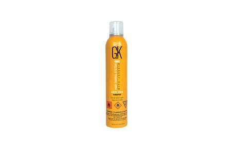 Global Keratin Light Hold Hair Holding & Styling Spray 10 oz by GKhair d8b99df4-4b6a-469d-a902-053bff7d072f