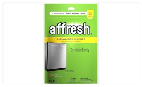 Affresh W10282479 Dishwasher Cleaner, 6 Tablets photo