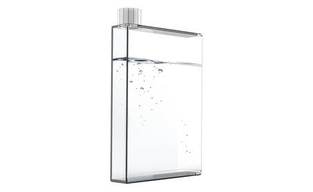 E Flask Plastic Water Bottle, 16 oz, Clear 06a8a460-b6ac-4f29-a8d1-97437bec41e4