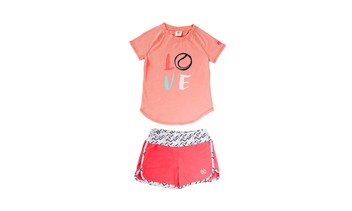 Girls Tennis 2′ Piece Set