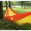 Double Person Portable Parachute Camping Hammock, Nylon Hammock