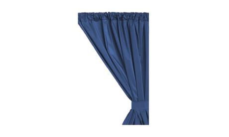 Carnation Home Fashions Vinyl Window Curtain 30b57182-552e-4c50-bca0-1fc1beea22e6
