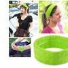 Zodaca Green Fashion Elastic Hair Band Ladies Girl Accessories Sport