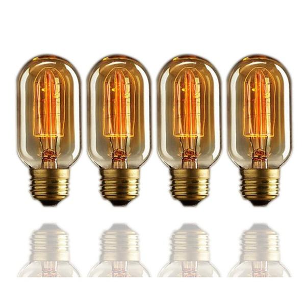 Filament Light Bulbs,Edison bulbs ST64 E26 40 Bravelight