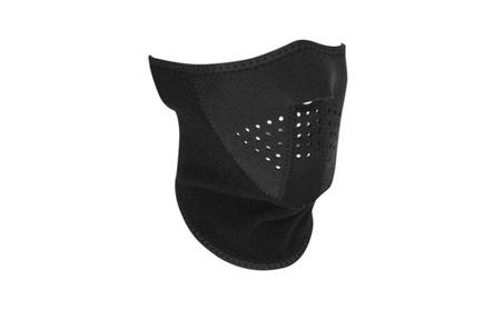 Zan Headgear 3 Panel Half Mask & Fleece Neck Headwear 6245fe95-d29e-46c5-b07d-36061986e509