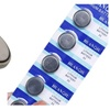 5 Pack CR2032 Lithium Button Coin Cell Battery