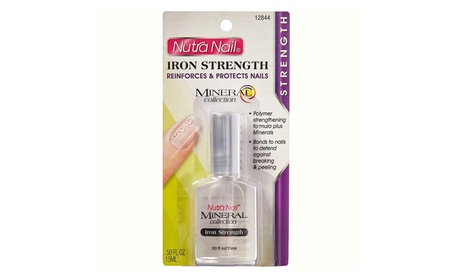 Nutra Nail Mineral Collection Iron Strength 0.50oz / 15ml