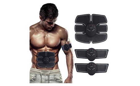 Fitness Slimming Body Sculptor Muscle Trainer Gymnic Belt Massager Pad 01249da0-d89f-42c4-958b-c505f218698e