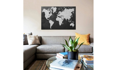 Grey Map by Natasha Westcoat 95b8c017-a276-4c18-8cf1-8cee0c5d9092