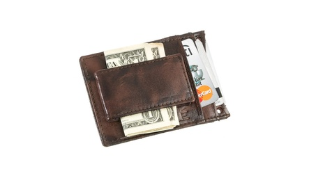 Men'sThin Magnetic Money Clip, Wallet with Detachable Neck Strap 64b00a9c-f795-420e-b284-aaad3aa7d8ec