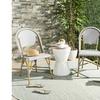 Safavieh Salcha Indoor/Outdoor Side Chair Set (2-Pack)