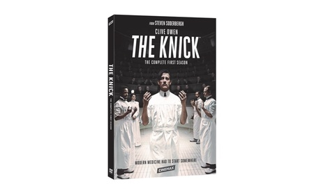 The Knick: The Complete First Season (DVD) f9c309dd-83a3-42d6-9ad8-e1cecd6645ad