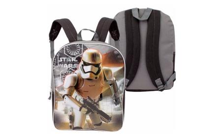 "Star Wars Force Awakens Storm Trooper Backpack - 15""H e16fa4a2-cff8-4e99-82ef-44ec4afa3488"