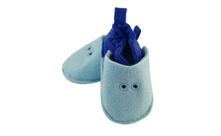Soft Felt Shoes for Big Dolls, Infant Crib Shoes, Felt Boy Booties 0112ac2e-a43d-4e1d-a292-e1cf9844551a