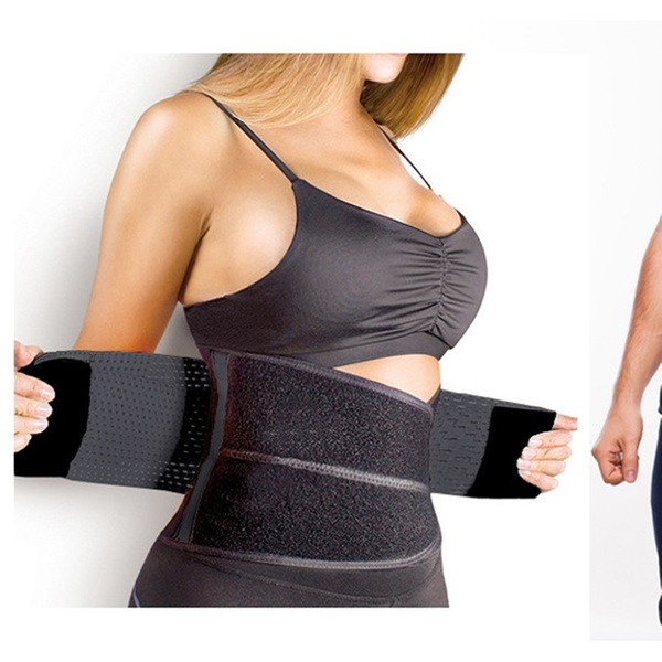 1590287f2 Xtreme Thermo Trainer Shaper Waist Slimming Body Slim Yoga Belt He Her