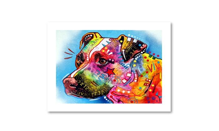 pit bull paper How a loving pit bull inspired a healing medical marijuana balm.