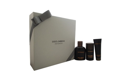 Intenso by Dolce & Gabbana for Men - 3 Pc Gift Set 18041497-10c8-4a6c-b12f-b1d21401bba9
