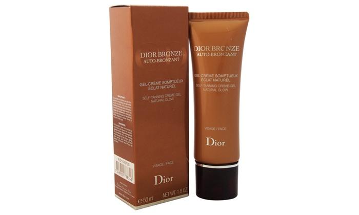deb0eb6d Christian Dior Dior Bronze Self Tanner Natural Glow For Face 1.8 oz