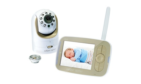 Infant Optics Video Baby Monitor with Interchangeable Optical Lens 6b0d2930-d246-49d2-bc33-58e1b2acb728