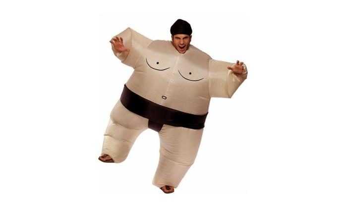 SecondSkin Mega Suit Inflatable Zentai Costume