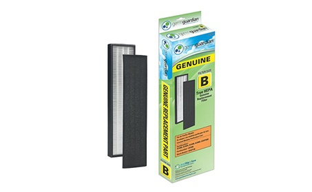 GermGuardian FLT4825 GENUINE True HEPA Replacement Filter B a82ca465-bedf-4357-8b08-5d3da98e000f