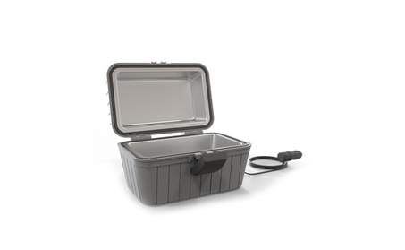 Heated Electric Lunch Box 12-Volt Portable Stove Heated Lunch Box 0dc42b9d-a39e-4a11-abbf-b68b132b3f53